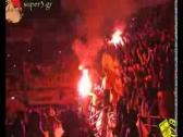 Aris Thessaloniki - Clube Grego - Torcida sensacional - Greece - YouTube
