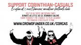 Supporting Corinthian-Casuals in Uncertain Times - a Sports crowdfunding project in Surbiton by...