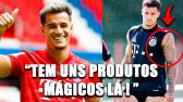 COUTINHO REVELOU O SEGREDO DO BAYERN DE MUNIQUE - YouTube